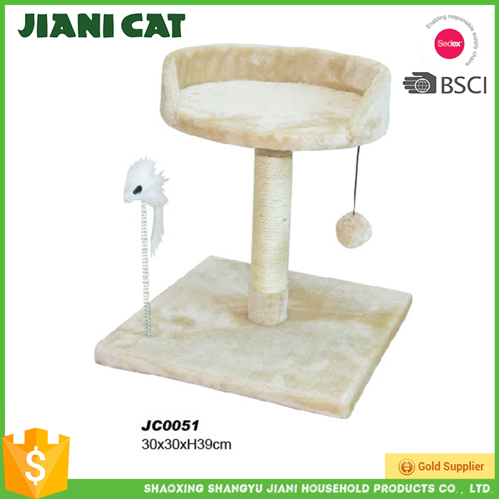 wholesale most popular light weight pet product of cat tower