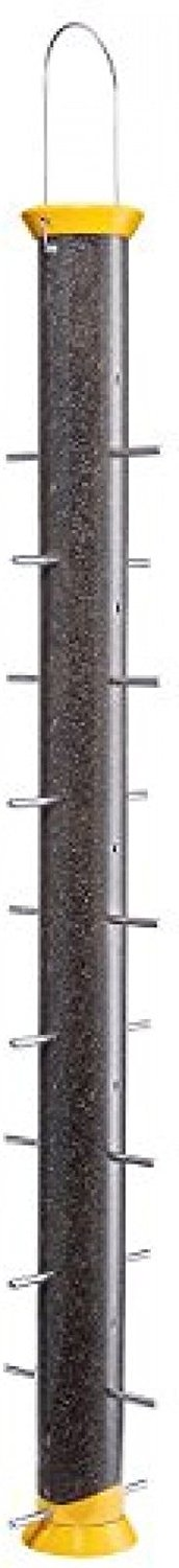 Droll Yankees CJTHM36Y 36-Inch Yellow 20-Port Thistle Seed Feeder For Finches ,,#id(sogoodplace__JENT46262581295082