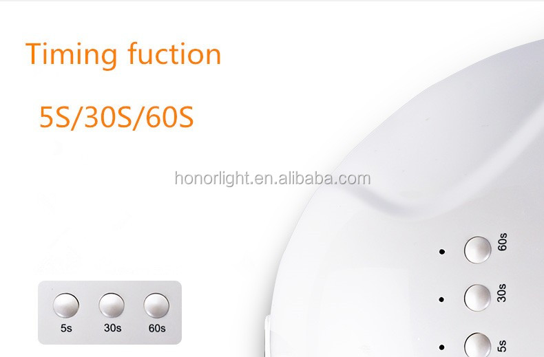 Stable quality gel nail polish uv light sunone easy to use fast curing uv gel nail light polish dryer lamp