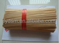 Sold to India's bamboo incense sticks /affordable price