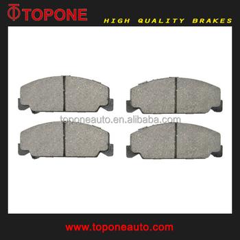 GDB764 45022 SA3 G10 D5035 Best Quality Auto Brake Pad For HONDA ACCORD Mk
