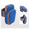 waterproof nylon sport Armband bag with adjustable strap and multi pockets