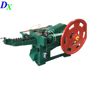 New design low noise used wire nail making machine