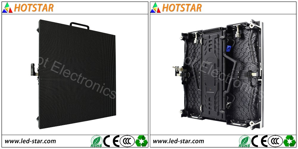 Indoor P2.97 rental LED  Display  screens