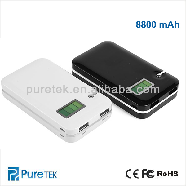 Companies Looking For Distributor 5V-1A/2A and 8800mAh Power Bank With Excellent Stable Performance