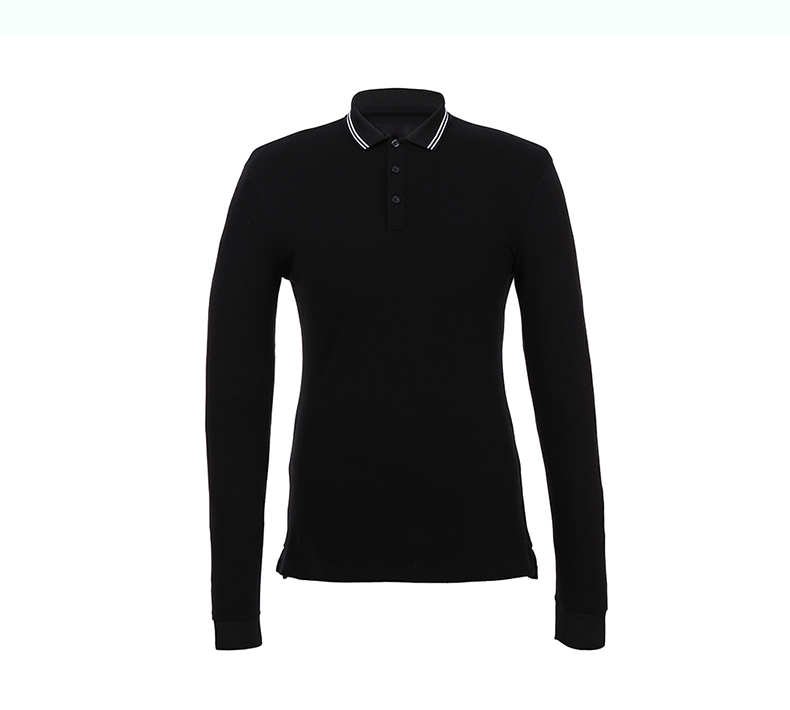 made in china plain sports pique polo t-shirts 100% cotton mens long sleeve black golf embroidered polo t shirts