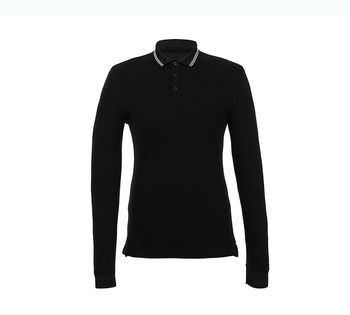 35a645e743ad made in china plain sports pique polo t-shirts 100% cotton mens long sleeve