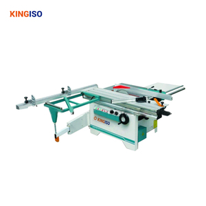 High Quality Durable Wood Sliding Table Saw Machine for Panel Cutting