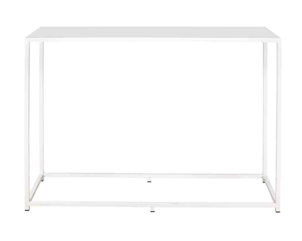 59 Inches Long Acrylic Glass Resin Top Metal Frame Cocktail Club <strong>Bar</strong> Table Furniture