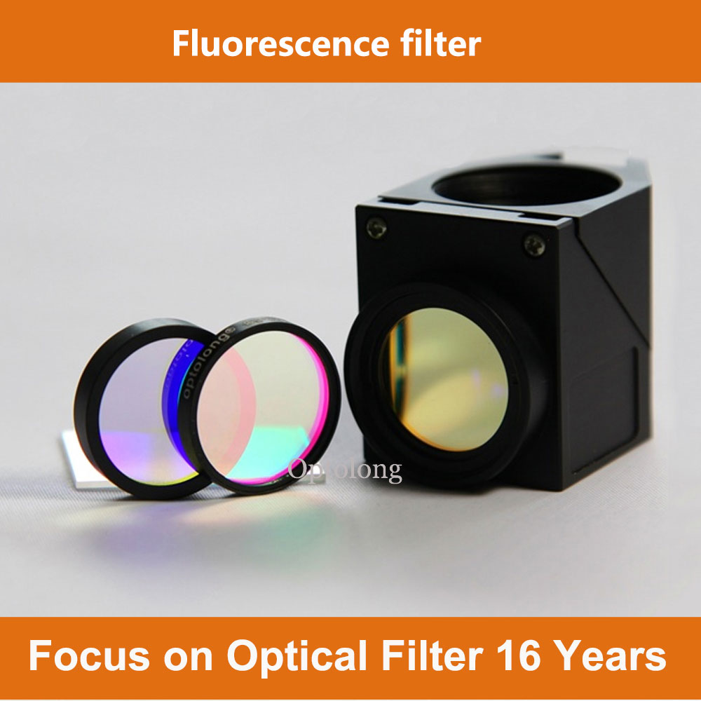 OEM Olympus microscope imaging filter of Fluorescence Filter-BFP