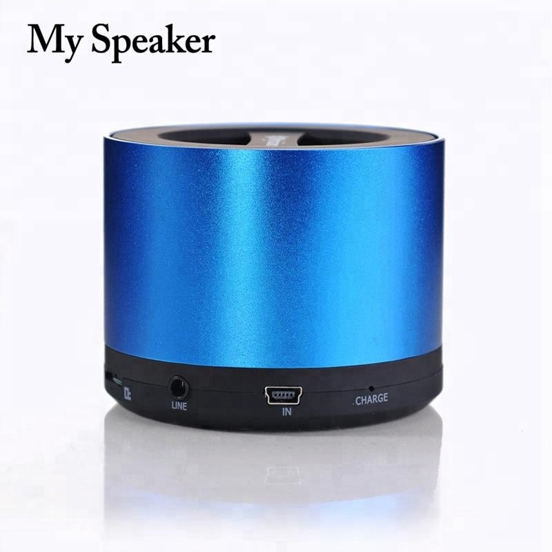 Portable Tablet Use With Pc Phone Pure Whiteness Bluetooth Wireless Speaker