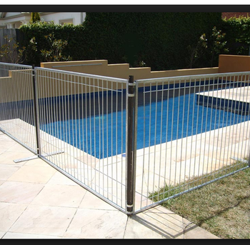High Quality Safety Barriers For Swimming Pools,Child Safety Pool  Fence,Removable Pool Fence - Buy Safety Barriers For Swimming Pools,Child  Safety ...