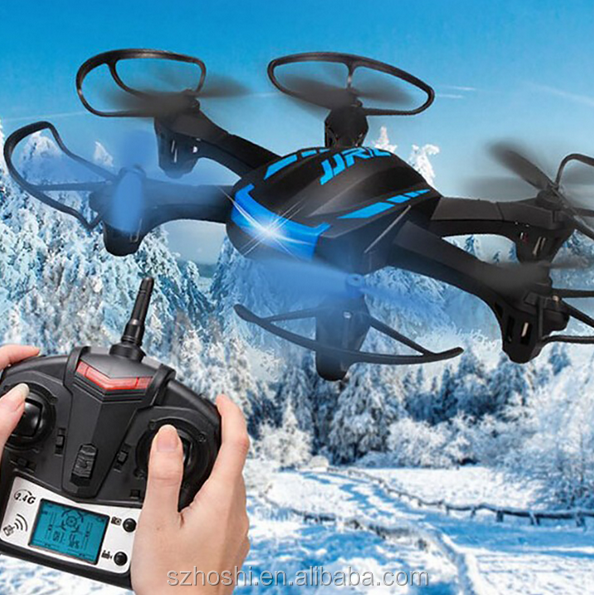 RC toys gift Mini Drone H21 6CH Headless Mode One Key Return RC Dron Quadcopter helicopter RTF 2.4GHz Best Gift For Kids