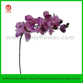 82cm real touch silk flowers latex orchid buy real touch silk 82cm real touch silk flowers latex orchid mightylinksfo