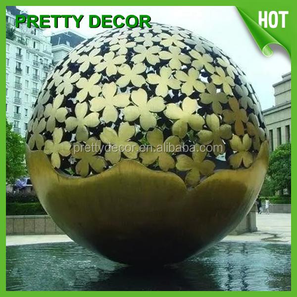 Garden Water Fountains Decorative Sphere