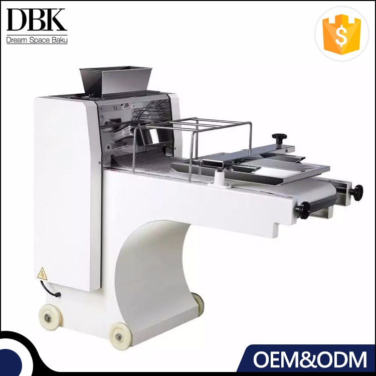 DBK Baking Equipment Bread Toast Moulder /Bakery Moulder Machine Dough Moulder/dough moulding machine
