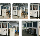 450Kw 120 Ton 150HP Industrial Air Cooled Screw Chiller With Hanbell Compressor