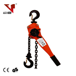 kito ratchet 3/4 ton lever chian hoist operation