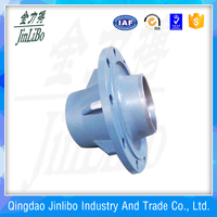 Axle Hub- Semi-trailer Wheel Hub Trailer Parts