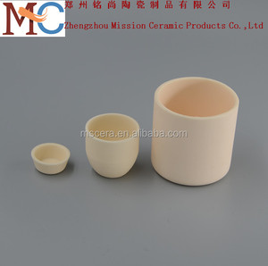 Industrial Alumina Ceramic Crucible