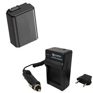 Sony Alpha a7RII Digital Camera Accessory Kit includes: SDM-1530 Charger, SDNPFW50 Battery