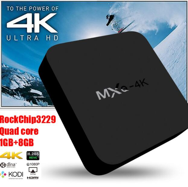 MX MxQ 4k <strong>Tv</strong> <strong>Box</strong> Android 6.0 Quad Core 4K ott <strong>amlogic</strong> s805 mxq firmware android <strong>tv</strong> <strong>box</strong> 1GB/8GB XBMC H.265 smart Android <strong>tv</strong> <strong>box</strong>