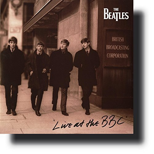 """The Beatles Album: """"Live At The BBC"""" - RARE USA Issue First Pressing MONO """"Vinyl"""" LP Two (2) Record Set, Capitol/Apple Records, C1 7243 8 31796 1 9, 1994 """"Limited Edition"""" w/56 Songs - Still Sealed!"""