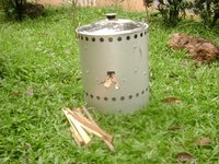 Energy and Firewood Saving Energy and Firewood Saving Stove for CDM Projects, Refugees and Disaster Regions