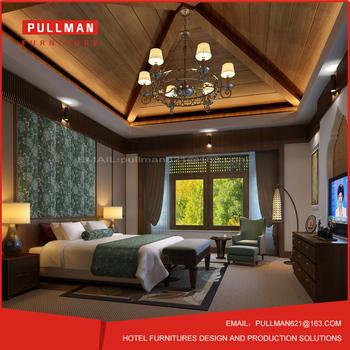 Luxe Classic Slaapkamer Meubelen Hotel Voor Koop Thailand Meubels ...