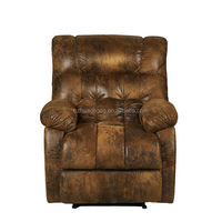 HC-H007 luxury leather recliner chair