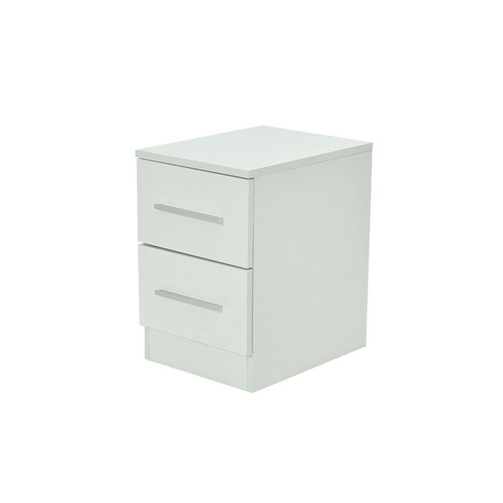PM-Nightstands Bedside Lockers Bedroom Cabinet Bedside Cabinet Storage Cabinet (Color : D-304045)