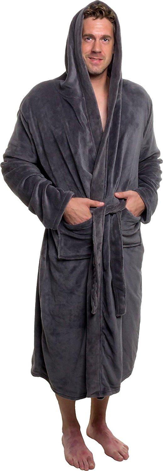Cheap Mens Hooded Towelling Robe, find Mens Hooded Towelling Robe ...