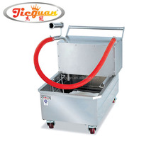 deep fryer oil filter/cooking oil filter/Oil filtrate Machine LU-400