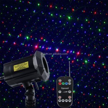 Laser Garden Christmas Lights Outdoor