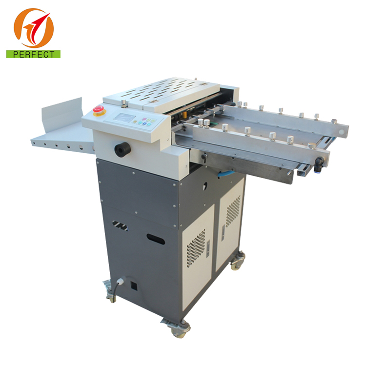 Automatic Electric Paper Creasing Machine