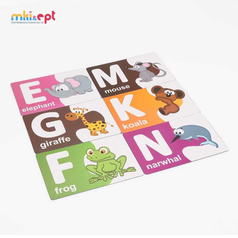 Latest Educational Magnetic Alphabet Letters Cards Alphabet Learning Toy For Baby