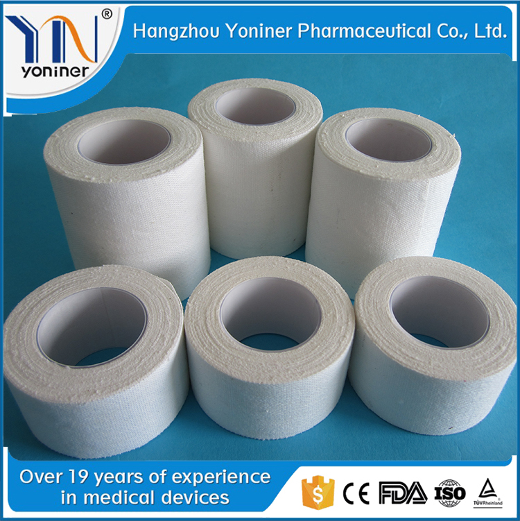 orthopedic plaster tape cast bandage medical waterproof plaster tape