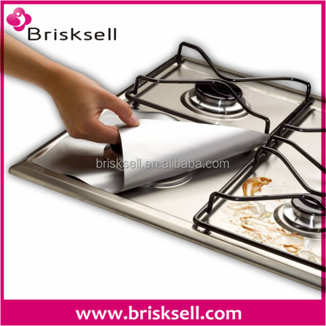 Stovetop Protector Gas Range Protector with PTFE