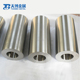 high corrosion resistance polished asme sb 338 gr2 titanium tube in stock
