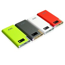 New products smart portable power bank 10000mah two USD with 1 years warranty