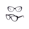 New model high quality cat acetate eyeglasses wholesale optical frames manufacturers in china