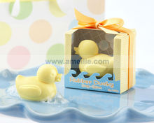 AS002 Baby Shower Rubber Ducky Wedding Favors natural soap