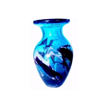 Murano Antique Blue Glass Vase Buy Vaseglass Vaseantique Blue