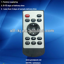 Hot sale 433mhz rf copy remote control for garage door copy code rf remote control