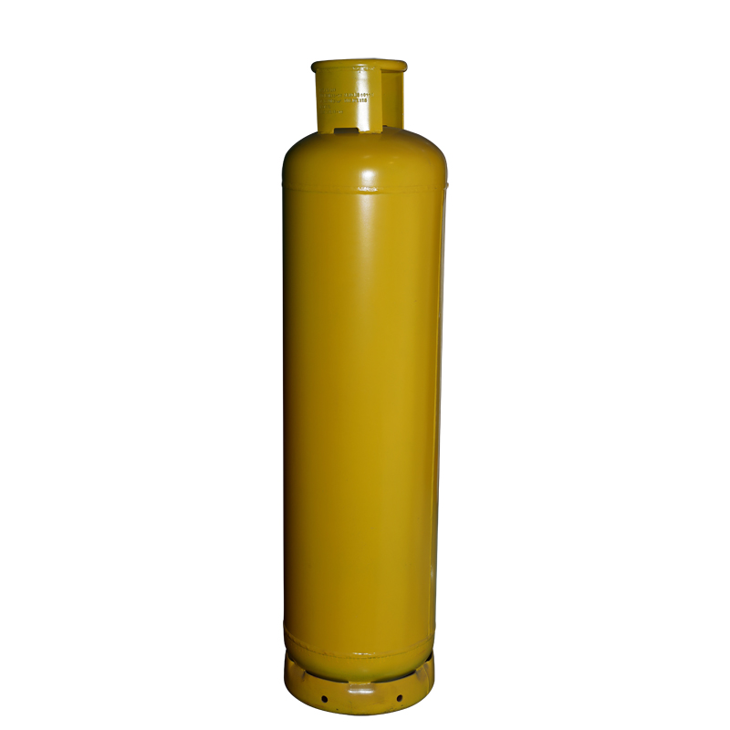 Gas bottle customized lpg cylinder filling 37.5kg 45kg lpg cylinder