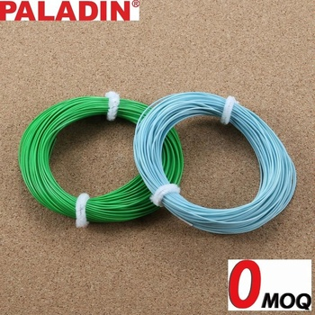 30.5m MOQ 0 WF7F High Strength Green / Blue weight forward floating fly fishing line