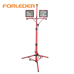 Wholesale factory direct sales 40W tripod led work light