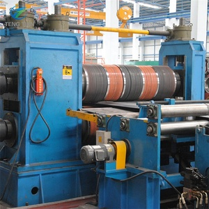 used steel coil slitting line machine from germany