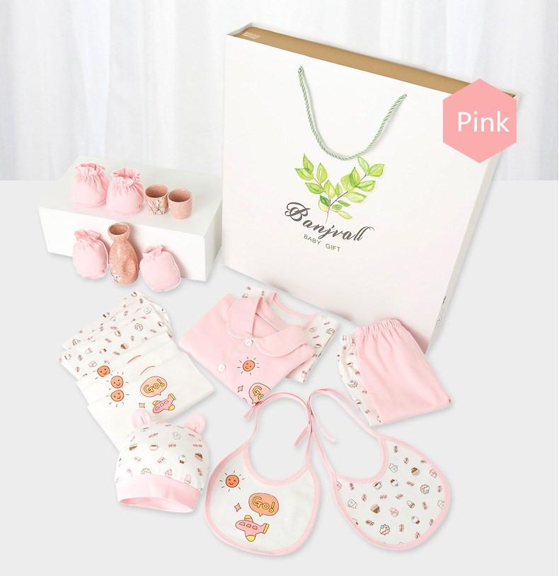 0db9dac33 New arrival Summer newborn baby gift set 100% cotton 18pcs 0-6Months ...