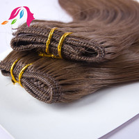 Two Tone Clip In Hair Extension Long Curly Clip In Human Hair Extension,Kinky Straight Clip In Hair Extensions